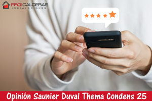 opinion Saunier Duval Thema Condens 25